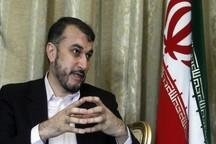 امیرعبداللهیان در دیدار با سفیر روسیه در تهران: ترور سفیر روسیه در ترکیه نمایانگر استفاده از احساسات مردم برای نجات تروریست ها است