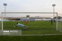 مصاف شهرداری با نماینده اراک در گام نخست لیگ دسته یک فوتبال
