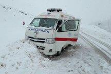 سوانح رانندگی در البرز یک کشته و 18 مصدوم برجای گذاشت