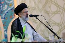 سید ابراهیم رییسی: اتهامات زیادی به ما زده می شود/مردم علیه آستان قدس سخن نمی گویند / چند سایت خاص موضوعاتی از جمله مالیات را مطرح می کنند