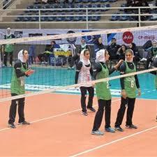 دختران والیبال ایران به ٨ تیم برتر آسیا راه یافتند
