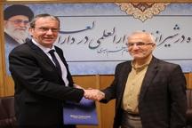 دانشگاه شیراز و پوآتیه فرانسه تفاهم نامه همکاری امضا کردند