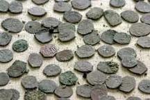 کشف سکههای تاریخی قاچاق درگمرک مهران یک نفر دستگیر شد