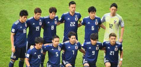 مشخص شدن ترکیب ژاپن برای بازی با ایران