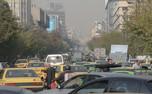 افزایش غلظت آلاینده های هوای تهران به خاطر طوفان/ عکس