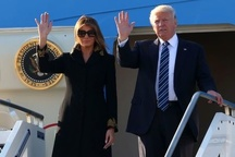 ترامپ وارد ایتالیا شد