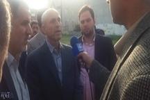 بازدید مدیرکل راه و شهرسازی استان از شرق مازندران