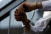 سارق محتویات خودرو با 23 فقره سرقت در اهواز دستگیر شد