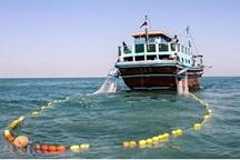 پایان فصل سوخت رسانی به پره های ماهیگیری