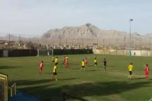مرحله دوم لیگ فوتبال نوجوانان در اصفهان آغاز شد