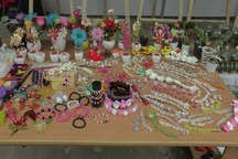 نمایشگاه نوروزی صنایع دستی در عجب شیر گشایش یافت