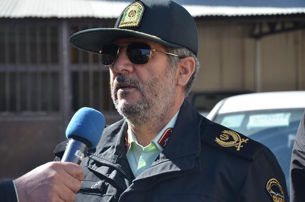 دستگیری سارقان پس از 33 فقره سرقت منزل در همدان