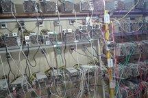کشف 74 دستگاه بیت کوین در گچساران