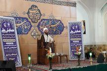 همایش اتحادیه انجمن های اسلامی دانش آموزان کشور در مشهد برگزار شد
