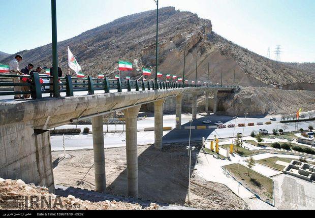پل زیرگذر ارغوان ایلام تا اربعین بهره برداری می شود