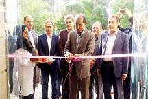 پنج طرح بهداشتی در کاشان افتتاح شد