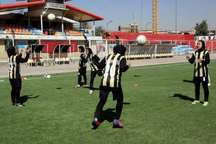 تیم قشقایی شیراز، تکلیف قهرمان لیگ برتر فوتبال بانوان را مشخص می کند