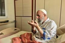 عمل جراحی موفقیت آمیز قلب آیت الله نورمفیدی