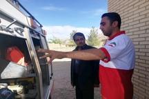 فرماندار مهریز: ساخت پایگاه امداد و نجات تنگچنار ضروری است