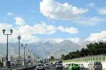 تهران در 2 روز آینده گرمتر می شود