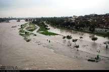 شهروندان و عشایر از بستر رودخانه دز فاصله بگیرند