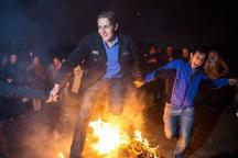 استفاده مواد آتش زا با اصالت چهارشنبه سوری در تضاد است