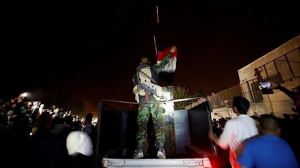 حملات به سوریه، تنها «یک ژست» بود/ اسد پیروز شده است