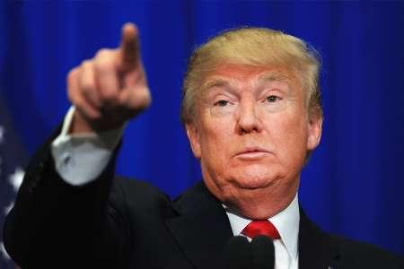 جنجال رئیس جمهوری امریکا با قضات