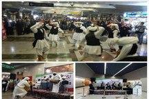 اجرای ویژه برنامه های اقوام ایرانی در 12 ایستگاه مترو تهران