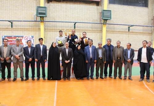 تیم های برتر مسابقات فوتسال جام رمضان خلخال معرفی شدند
