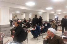 برگزاری آزمون تعیین سطح علمی روحانیون اهل سنت در سنندج