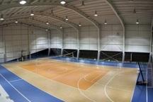 70 سالن ورزشی آذربایجان غربی با مدیریت بخش خصوصی فعال است