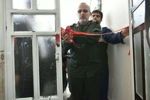 104 واحد بازسازی شده در روستای زلزله زده شیخ صالح افتتاح شد