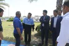 ناظر عالی ستادخدمات کشور:توسعه گردشگری از رویکردهای دولت تدبیر وامید است