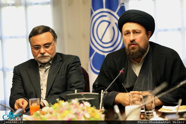 سید حسن خمینی مطرح کرد: ضرورت استفاده از دیپلماسی عمومی در جهت صلح خواهی جهانی