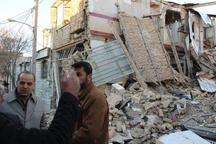 یک کشته و سه مجروح درحادثه انفجار گاز منزل مسکونی در چهارباغ