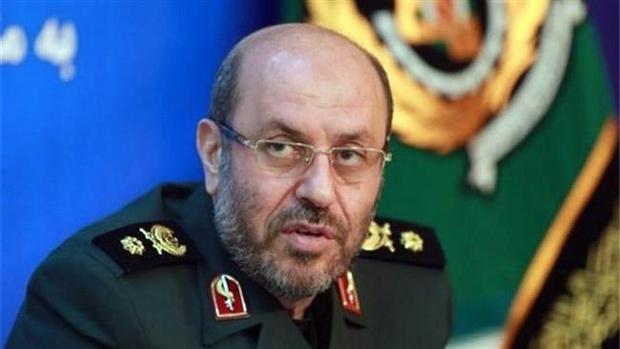 وزیر دفاع از خط تولید صیاد 3 رونمایی کرد
