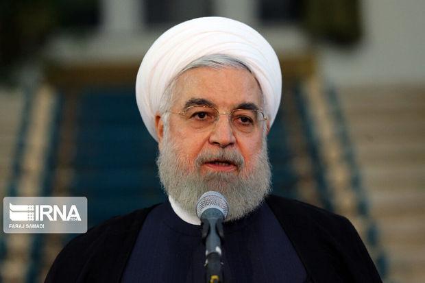 روحانی: مردم آذربایجان در حوادث اخیر با زمان شناسی وارد صحنه شدند