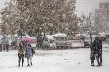 استان زنجان امشب برفی و بارانی می شود