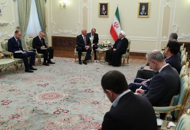 روحانی: ایران و بلاروس فهرست بلندی از ظرفیتهای اقتصادی و فرهنگی برای توسعه روابط دارند