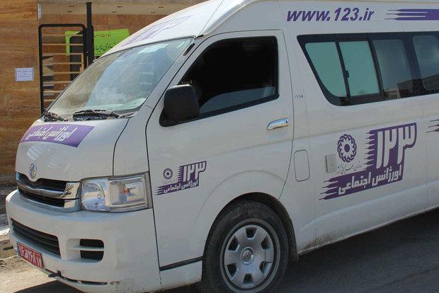 طرح همیار 123برای نخستین بار در مازندران اجرا شد