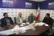 میزگرد «موانع توسعه صنعت گچ» در ایرنا سمنان برگزار شد