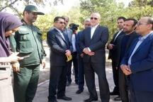 باغ موزه دفاع مقدس البرز نماد فرهنگی استان می شود