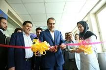 افتتاح بیمارستان شفا شهرستان میرجاوه با حضور وزیر بهداشت