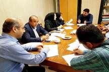 وضعیت پرداخت تسهیلات مالی به واحدهای تولیدی قزوین بررسی شد