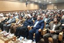 همایش روحانیون مناطق زلزله زده اورامانات برگزارشد