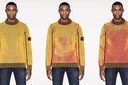 این لباس همراه دمای هوا تغییر رنگ می دهد+ ویدیو
