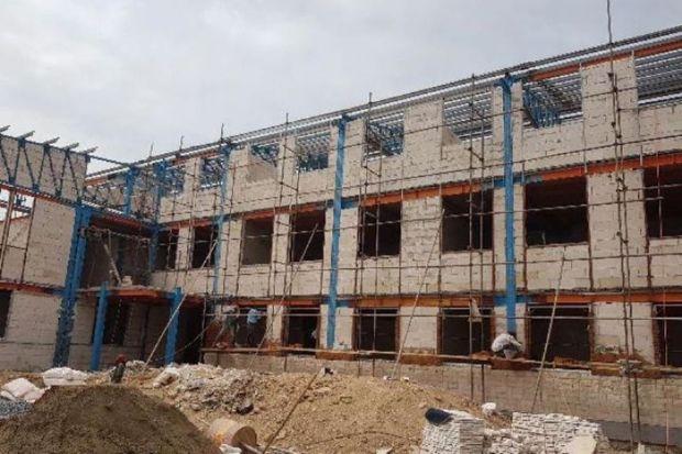 ساخت 62 مدرسه در مناطق زلزله زده آغاز شد