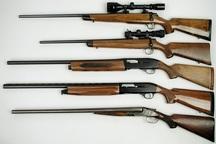 کشف سه قبضه سلاح شکاری و دستگیری شکارچیان متخلف در تالاب انزلی