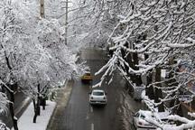 چالدران سردترین شهر آذربایجان غربی در شبانه روز گذشته بود